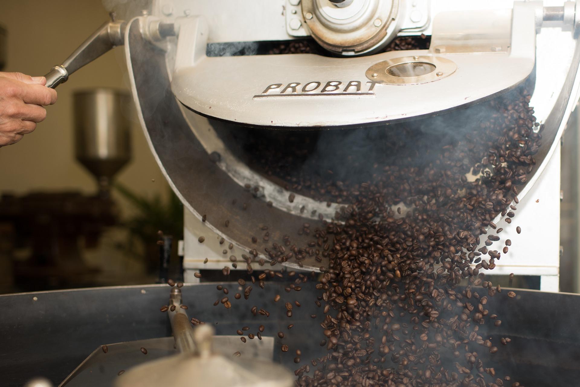 kaffeeröstung kleine badges - Startups rund um den Bodensee