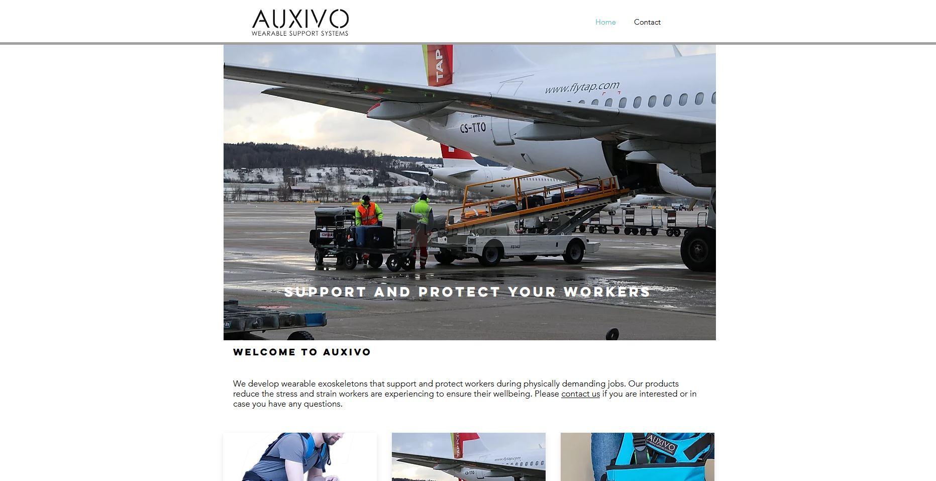 AUXIVO - Startups rund um den Bodensee