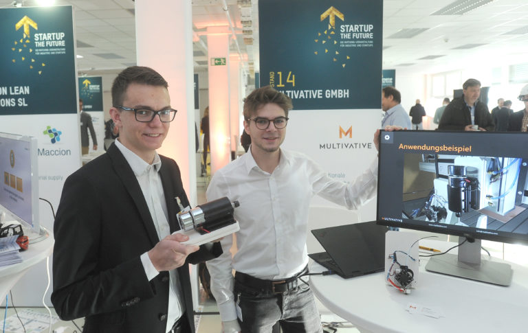 Vorstellung v-start Kompetenzzentrum für Unternehmensgründung in Dornbirn
