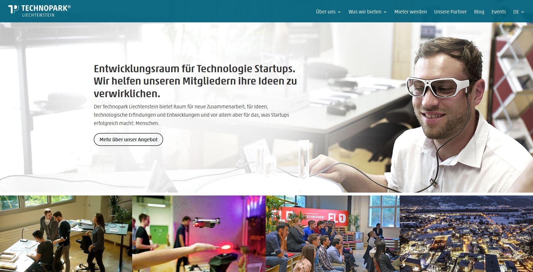 Technopark Liechtenstein - Startups rund um den Bodensee