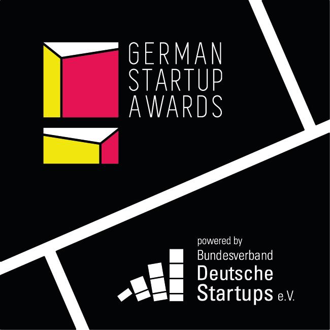 German Startup Awards Banner quadrat650x650px - Nur noch bis Ende Oktober 2020: Nominiert Eure Favoriten für die German Startup Awards 2021