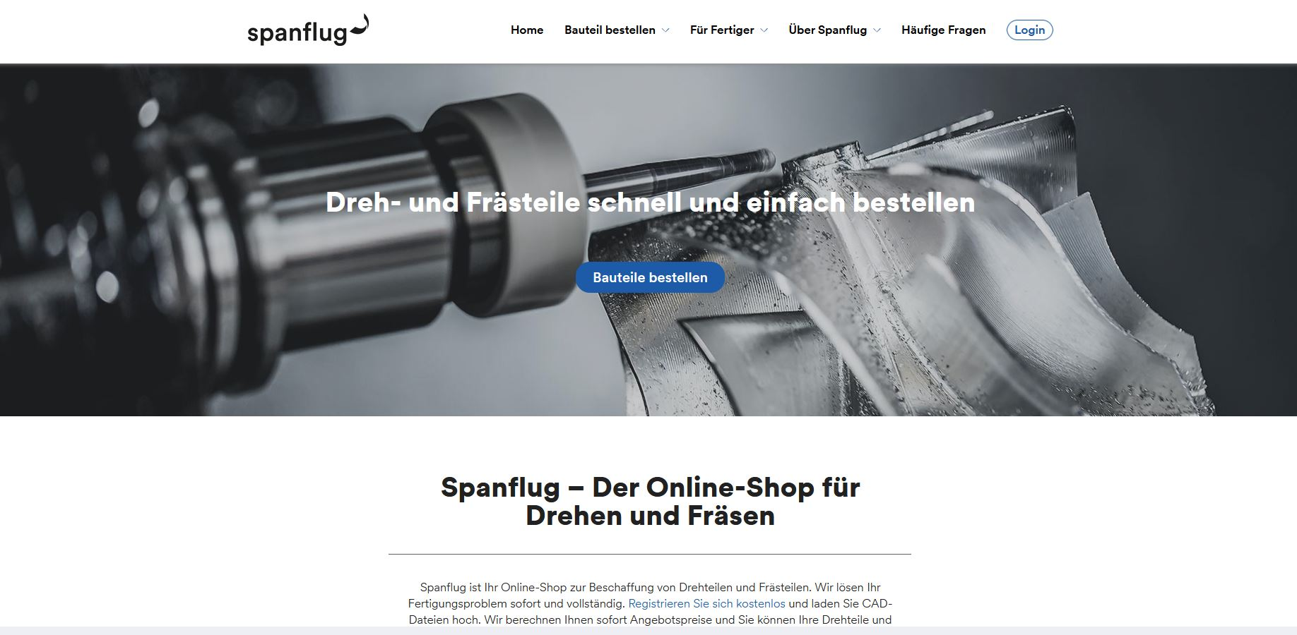 Spanflug - Events