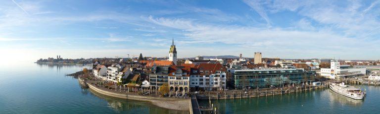 Vorstellung PioneerPort der Zeppelin Universität in Friedrichshafen