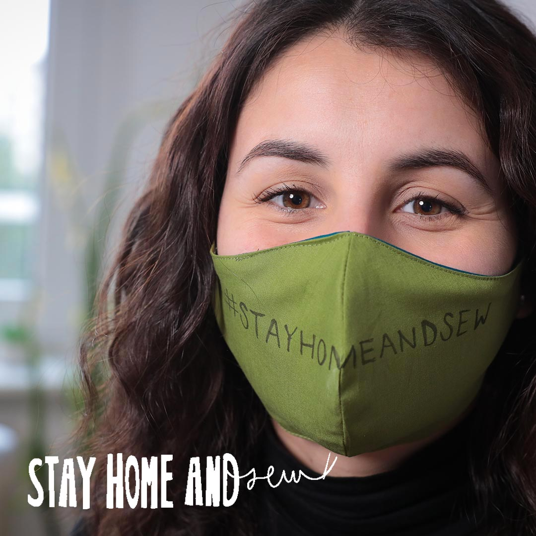 StayHomeAndSew N etzwerk - Startups rund um den Bodensee