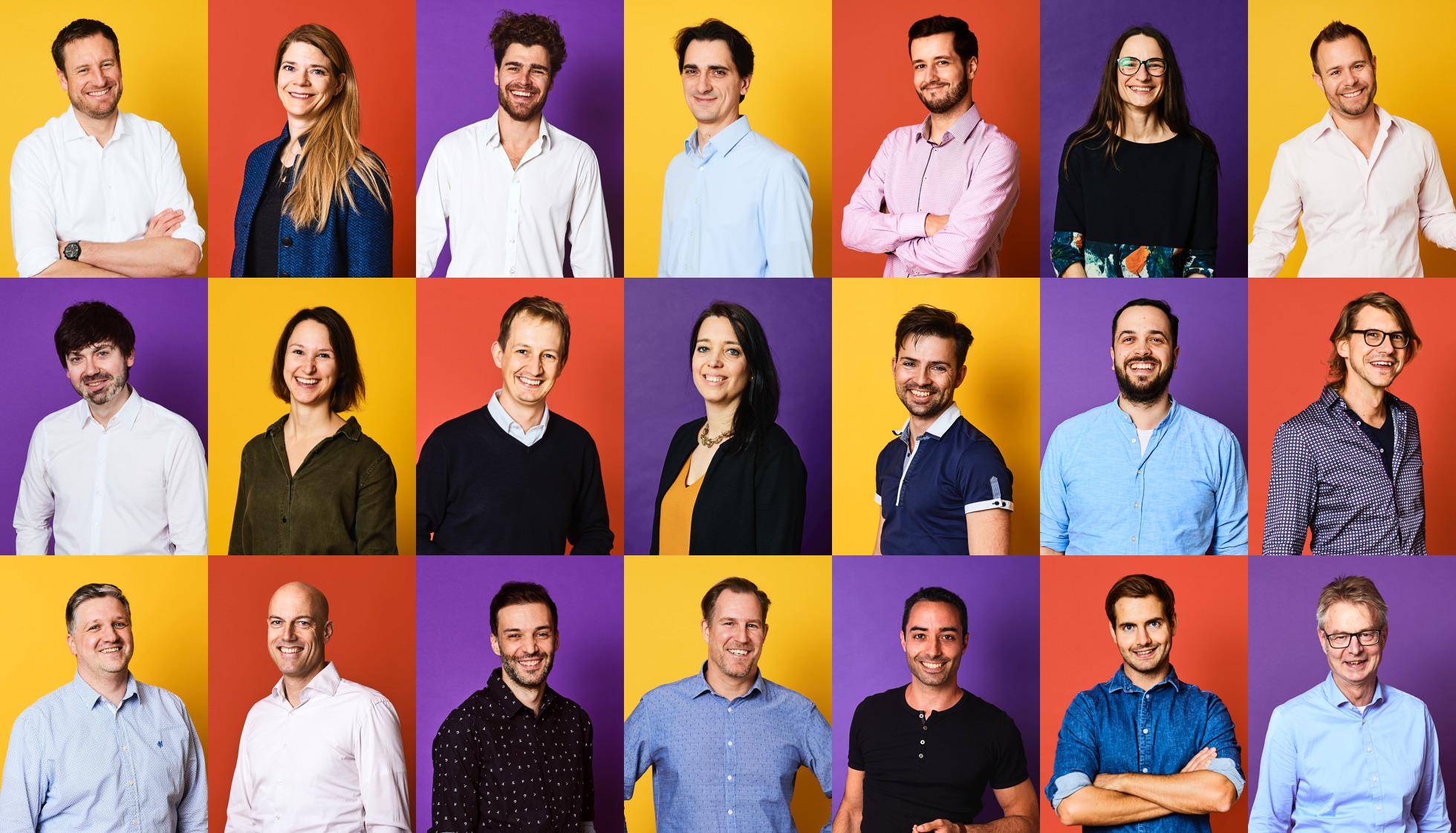 Skribble Team - Millionen-Finanzierung für Klima-Startup
