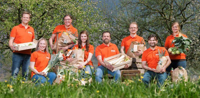 Früchtebox Express – der Lebensmittel-Lieferservice-B2C