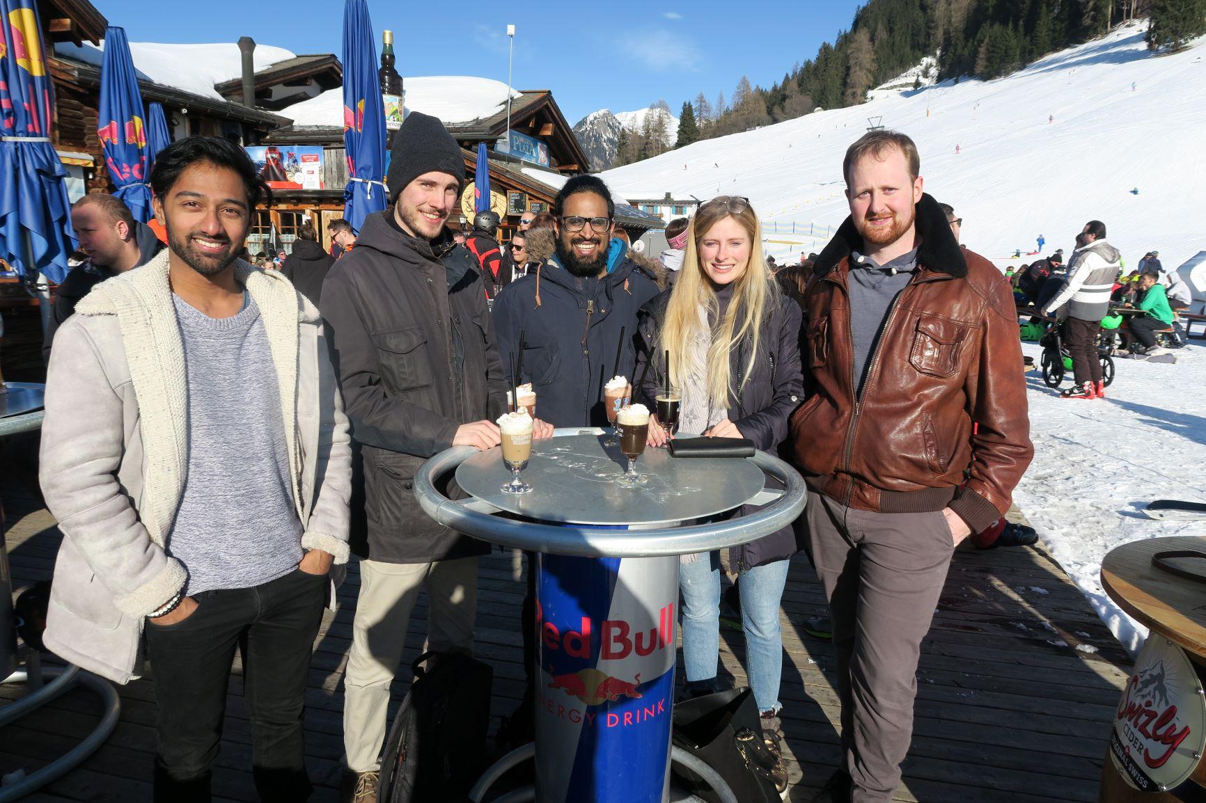 Teamfoto Adresta 1 - Startups rund um den Bodensee