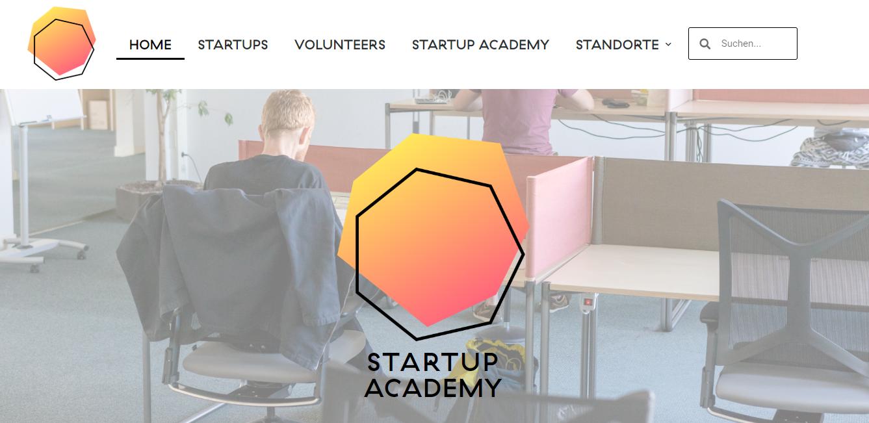Startups Academy - Startups rund um den Bodensee