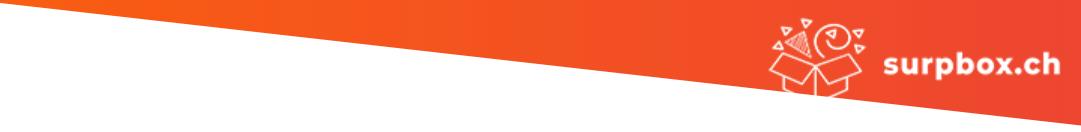 Logo Surpbox - Startups rund um den Bodensee