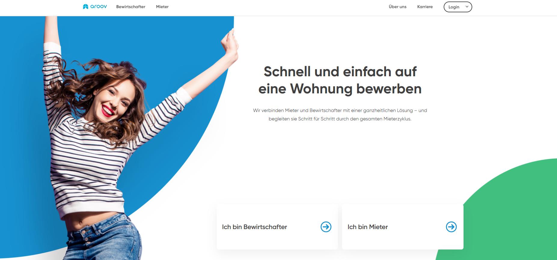 aroov - Startups rund um den Bodensee