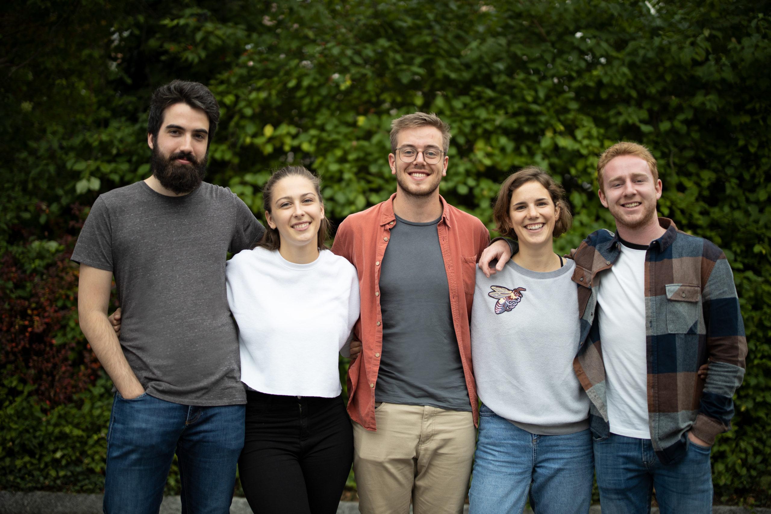mycabin teambild press scaled - Startups rund um den Bodensee
