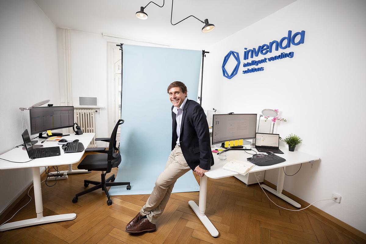 JonBrezinski CEO Invenda Group gross - Startups rund um den Bodensee