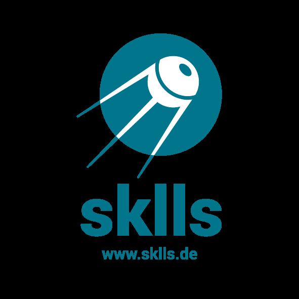 190111 SKILLS Corporate Design Logo sklls alleine CK F groesser - Sklls - hilft Dir Deine Ziele zu erreichen